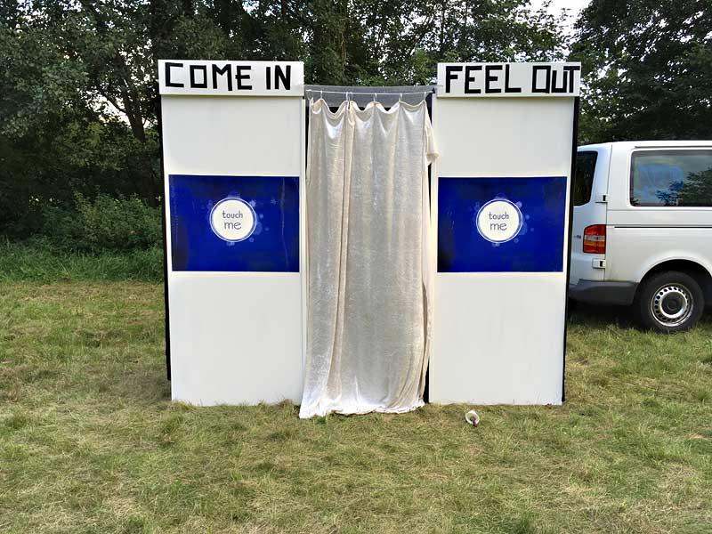 Feel-Box - Johanna Schmidt und Lina Garvartd, 2017